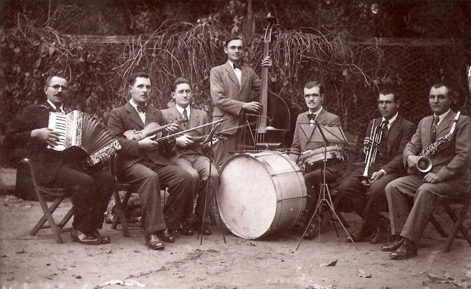 Mezőhegyesi zenekarok I.