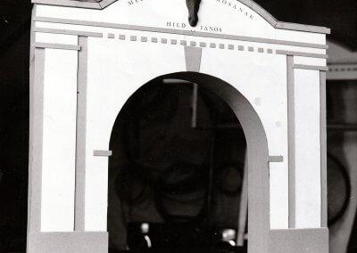 Déli nagy diadalív II