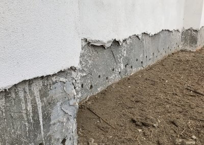 A falak szigetelése injektálással