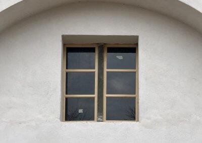 Az ablakok felújítása